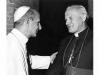 Pavao VI i Karol Woytila