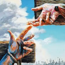 Isus  i razbojnik
