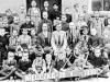 1932-školska slika, Karol Woytila je drugi red sasvim lijevo