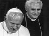 sa kasnijim nasljednikom J. Ratzingerom